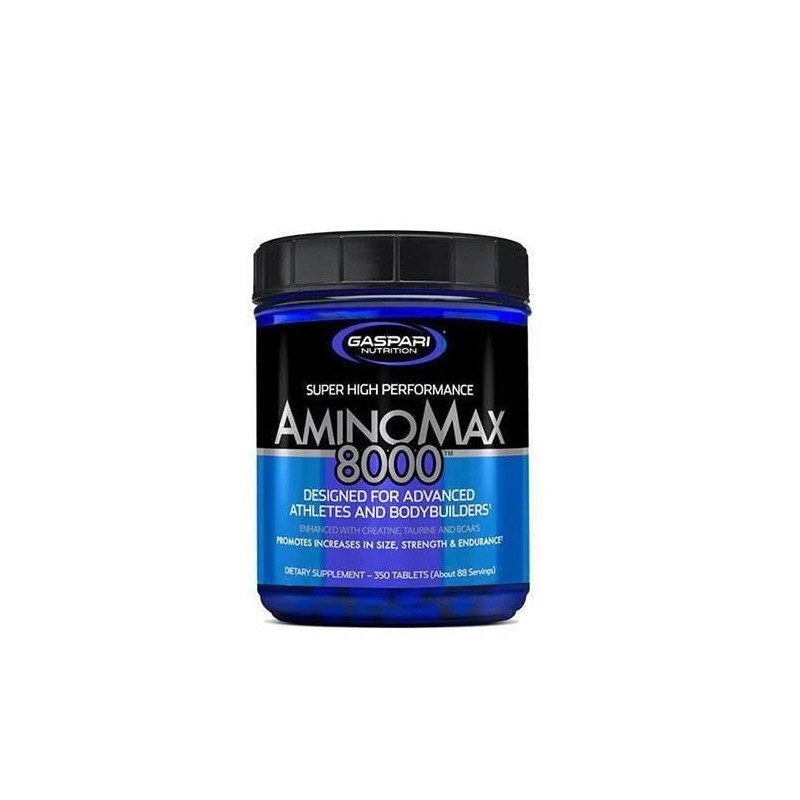 Gaspari Nutrition AminoMax 8000 350 tabletta