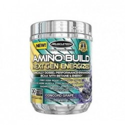 MuscleTech Amino Build Next Gen Energised 30 serv 280g