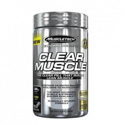 MuscleTech Clear Muscle 168 caps 84 serv