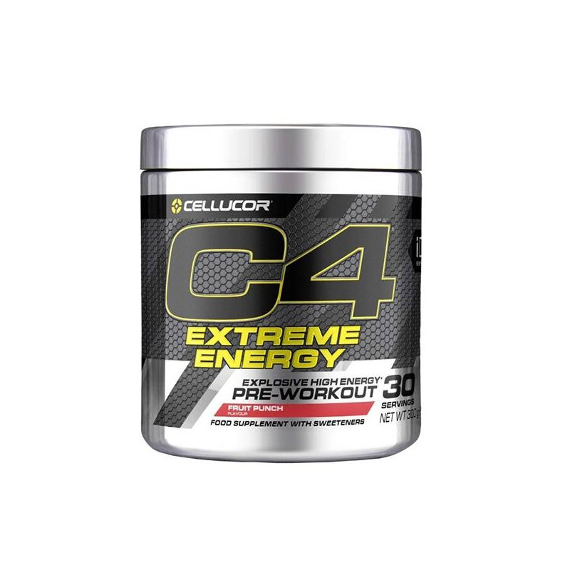Cellucor C4 Extreme energy 30 adag